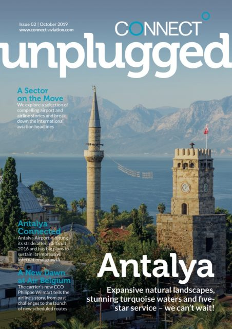 connect unplugged - issue 2 - october 2019 - antalya