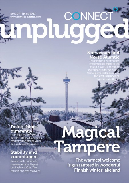 connect unplugged - issue 7 - spring 2021 - tampere
